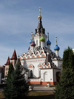 The Ease My Sorrows Church named after the Mother of God, Saratov