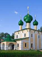 Uglich sights - Transfiguration Cathedral