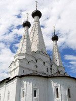 Uglich - city on the Volga