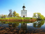 Church of the Intercession on the Nerl in Vladimir